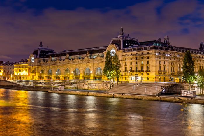Bảo tàng Musée d'Orsay, Pháp