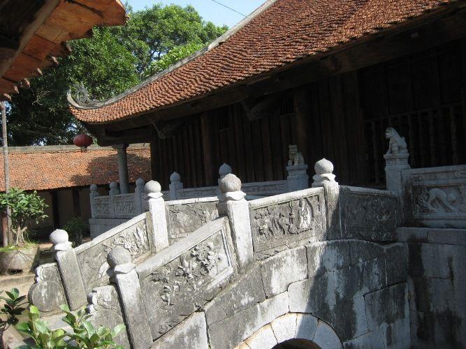 Về thăm chùa cổ xứ kinh bắc