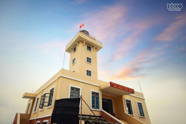 Trường Sa-Vững chãi hải đăng Sinh Tồn