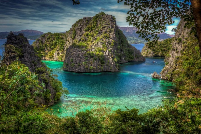 Mê mẩn trước vẻ đẹp của thiên nhiên quốc đảo Philipines