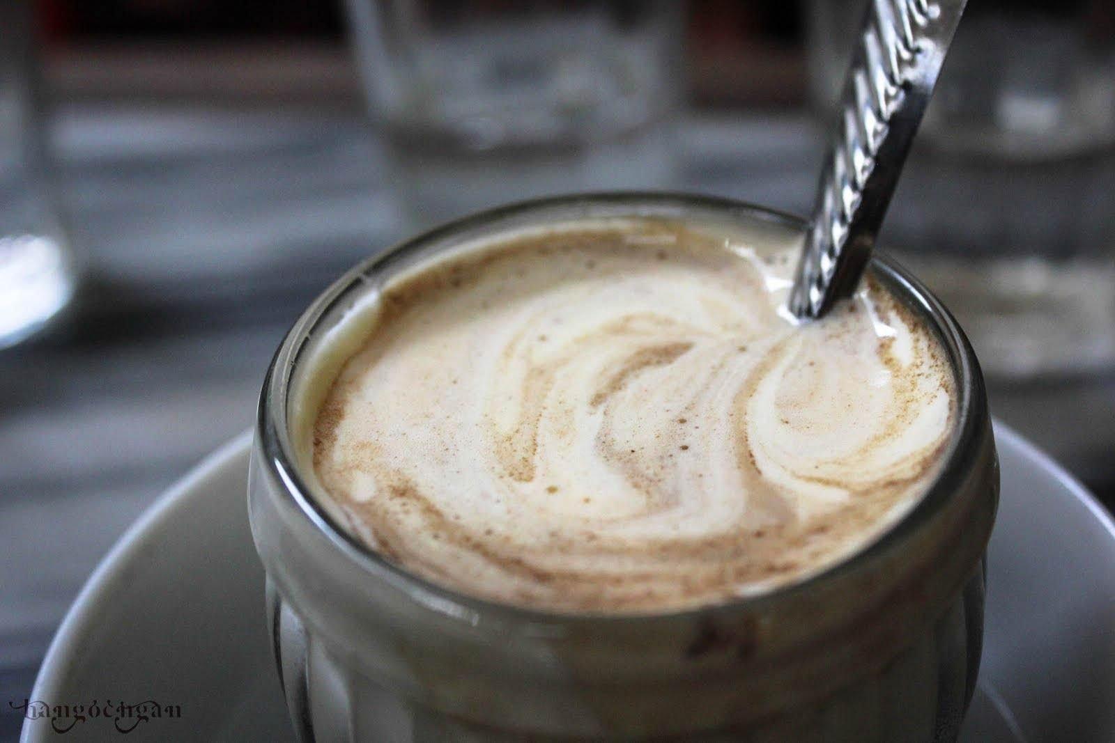 café Hà Nội.