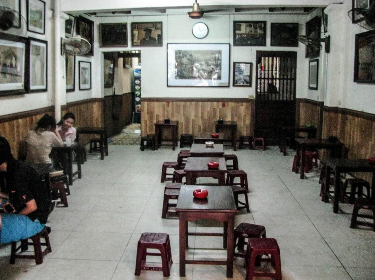 Cafe Lâm