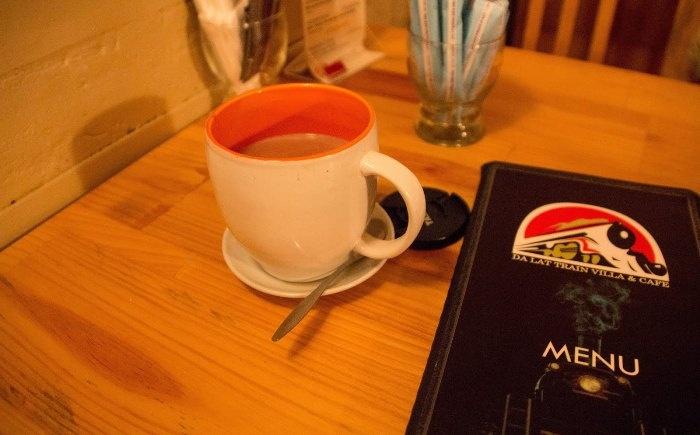 đà lạt train cafe