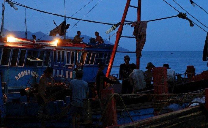 cảng cá Vĩnh Lương