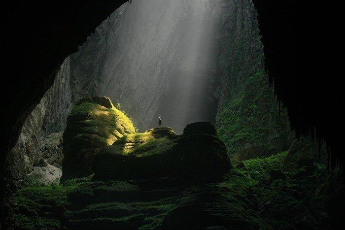 Thử cảm giác trải nghiệm về thiên nhiên kỳ vĩ