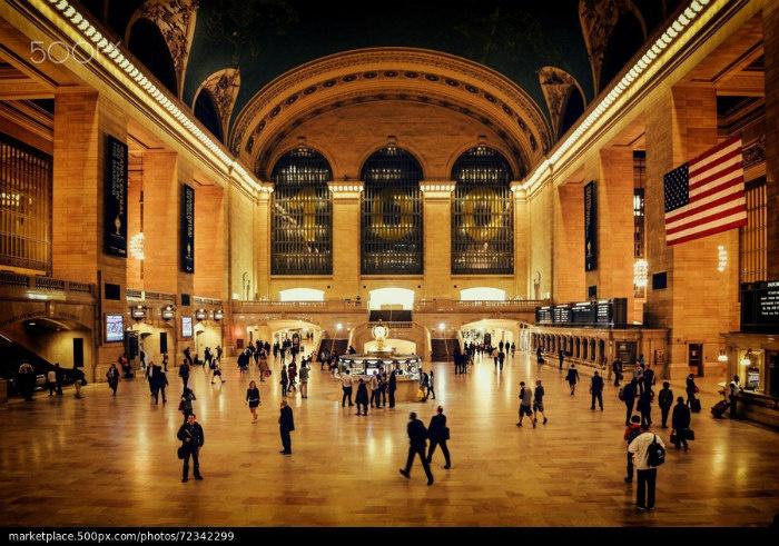 Grand Central được dùng làm điểm lên ảnh cho nhiều bộ phim