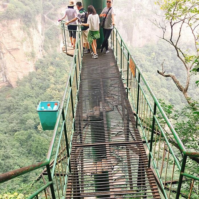 cầu thang xoắn ốc ở Trung Quốc
