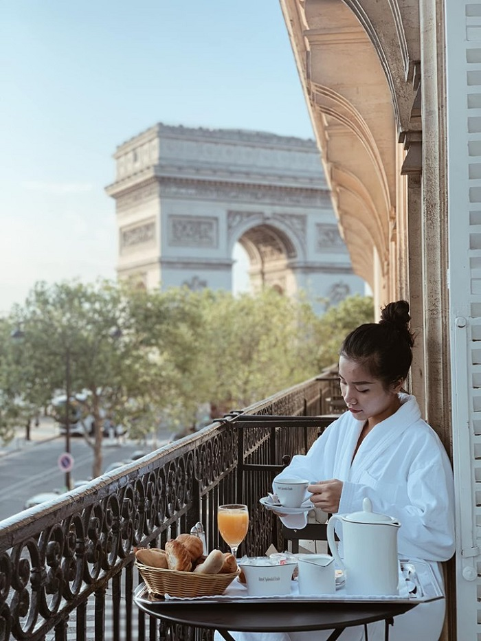 Kinh nghiệm check-in Paris