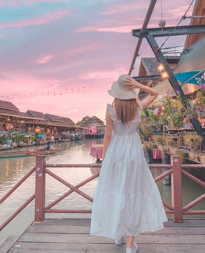 Top 5 khu chợ nổi ở Thái Lan bạn nên ghé thăm khi đã chán shopping