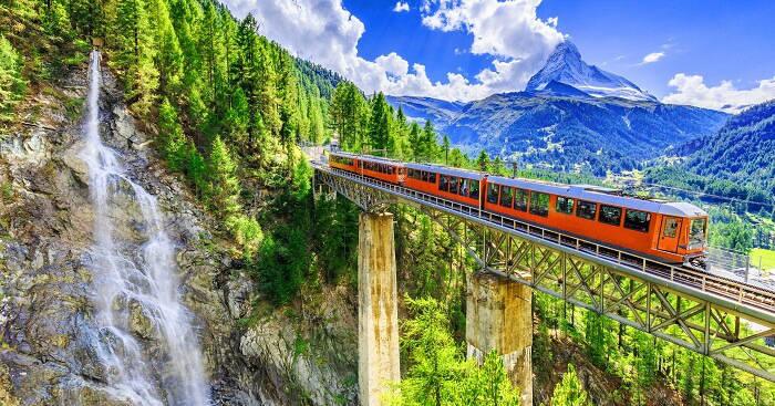kinh nghiệm du lịch Pháp Thụy Sĩ Ý tự túc 2019