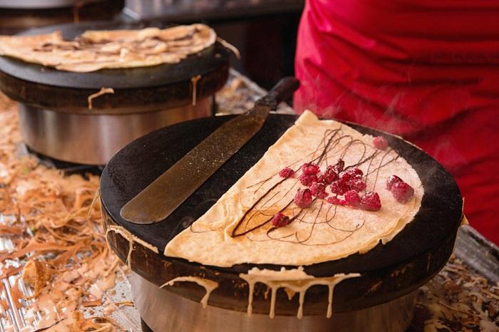 Thưởng thức những món ăn đường phố ở Châu Âu ngon khó cưỡng