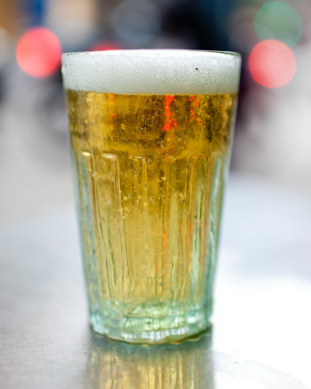 Bia hơi