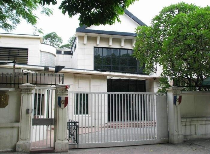 Đại sứ quán Pháp tại Hà Nội