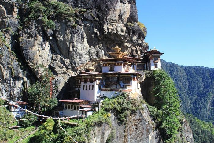 Tu viện Taktsang Palphug, Bhutan