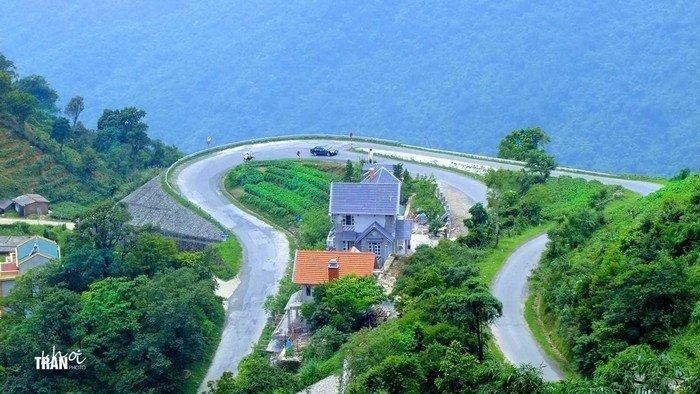 Choáng ngợp đường chinh phục Tam Đảo nhìn từ trên cao