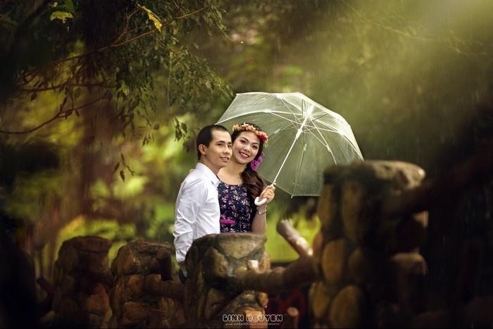 Thiên Sơn - Suối Ngà được nhiều cặp đôi lựa chọn dừng chân