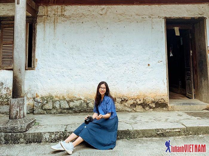 Khám phá Dinh thự họ Vương - căn nhà cổ của vua Mèo tại Hà Giang