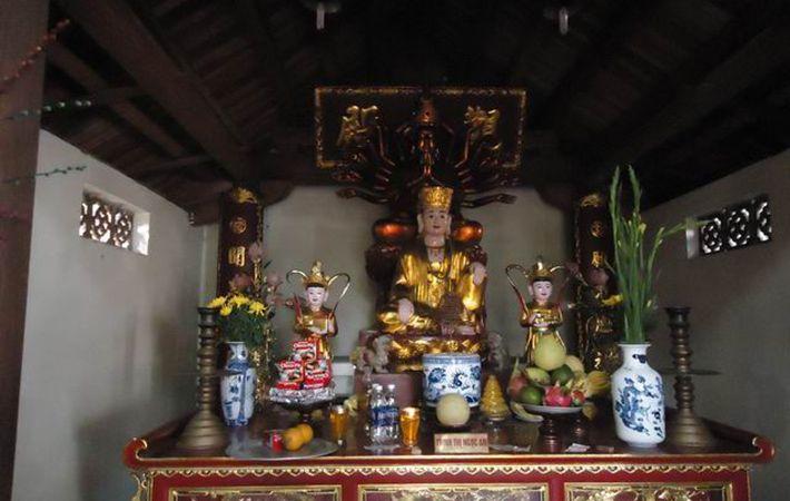 Chùa được công nhận là thành viên của Giáo hội Phật giáo Việt Nam