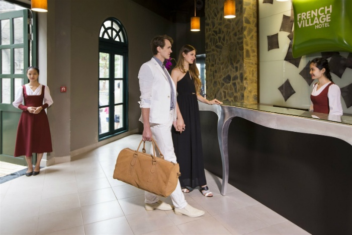Bà Nà Hills - Làng Pháp sẽ là địa chỉ hoàn hảo cho bạn và nàng trong tuần trăng mật lãng mạn