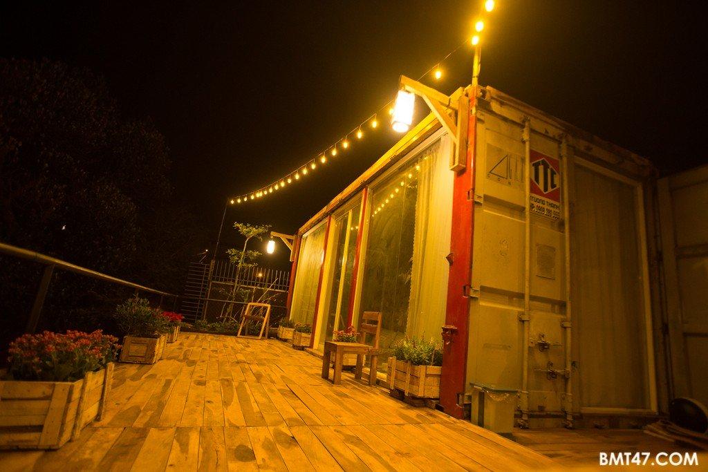 Một hostel không thể bỏ lỡ khi đến thành phố cafe Ban Mê - Ảnh: Bmt47.com