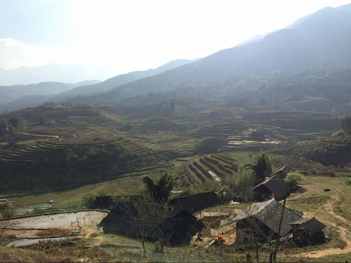 Bản Tả Phìn xinh đẹp trong thung lũng cổ
