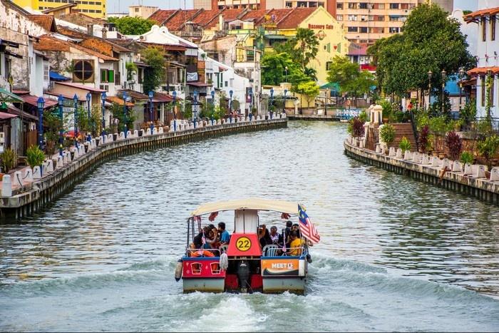 Malacca - Nhưng lại phóng khoáng đón nhận tinh hoa văn hóa bốn phương