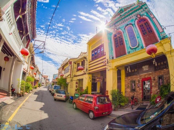 Malacca - Tạo nên một bảo tàng sống động đến muôn đời