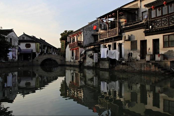 Tongli - Khi vẫn giữ vẹn nguyên những kiến trúc từ hàng trăm năm trước