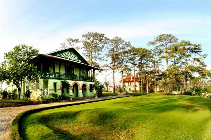 Dịch vụ khách sạn, nhà nghỉ tại Đà Lạt rất phát triển