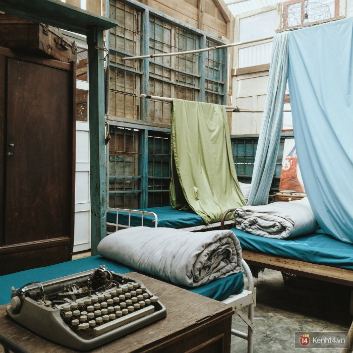 Giá chỉ 150.000đ/giường nhưng đảm bảo bạn vẫn có được một không gian cực kỳ lý tưởng để nghỉ ngơi và tha hồ chụp ảnh trong mọi ngóc ngách tại Tre.