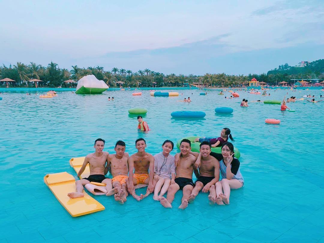Đem lại không gian nghỉ dưỡng tuyệt vời cho du khách - Ảnh: @phuong.thu.2203