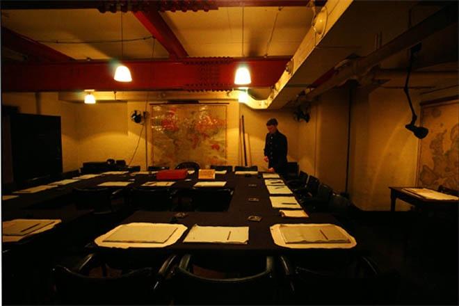 Phòng Nội Các Chiến tranh, London, Anh