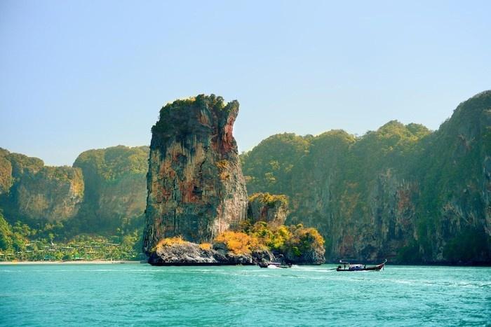 Bình yên với biển đảo Thái Lan