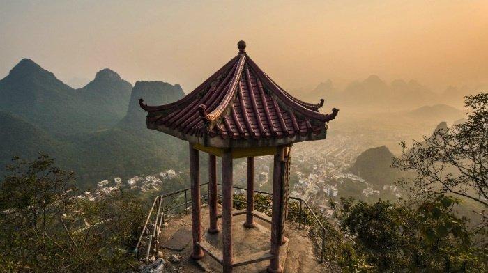 Chuyến đi kéo dài đến đất nước Trung Quốc