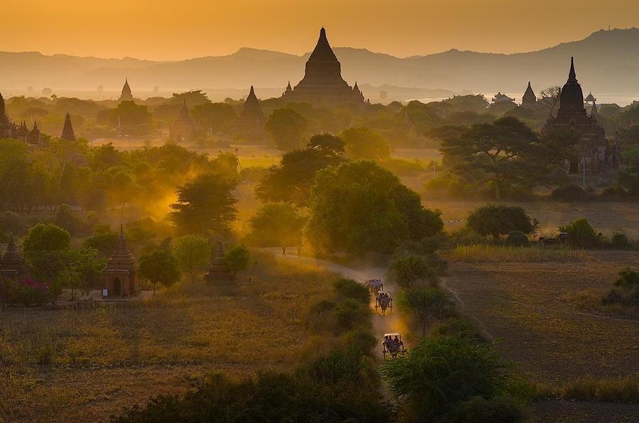 Những ngôi chùa huyền bí