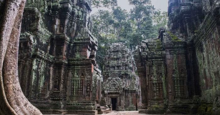 Quần thể di tích kiến trúc cổ kính, độc đáo của vương quốc Campuchia