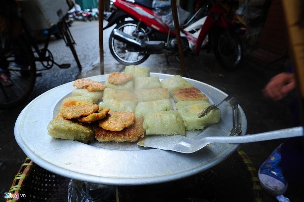 Món bánh của mùa đông Hà Nội