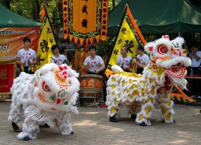 Những đoàn múa lân là món quà đặc biệt người dân Hội An gửi tặng du khách