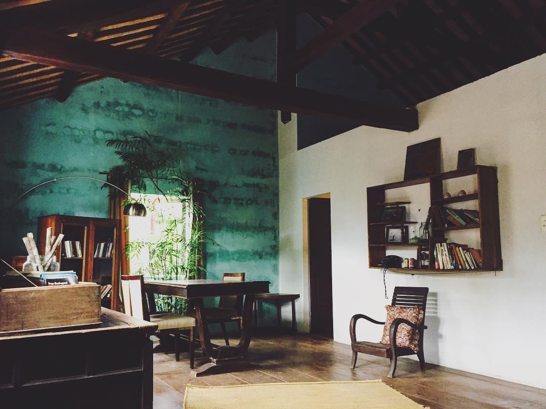 Những góc nhỏ trong phòng - Ảnh: vane_nguyen