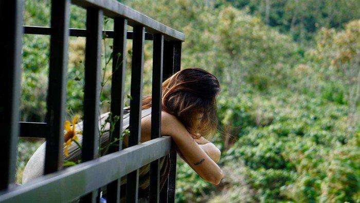 Hòa mình vào thiên nhiên xanh mát - Ảnh: Quyen T Luu