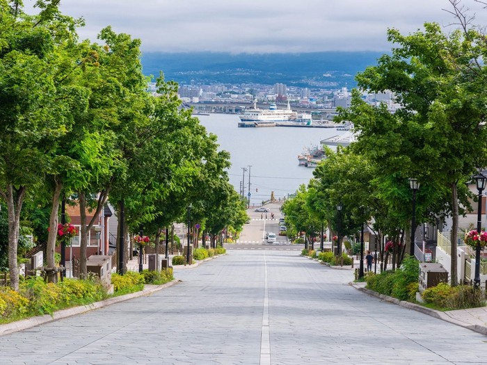 Đảo Hokkaido, Nhật Bản