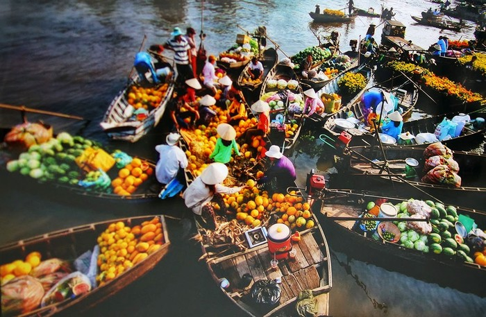 Có những phiên chợ độc đáo chỉ có thể gặp ở Việt Nam