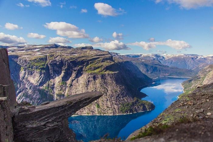 Cảnh ngỡ chỉ có trong mơ ở Lofoten, Na Uy