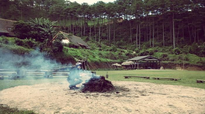 Làng Cù Lần - ngôi làng cổ tích