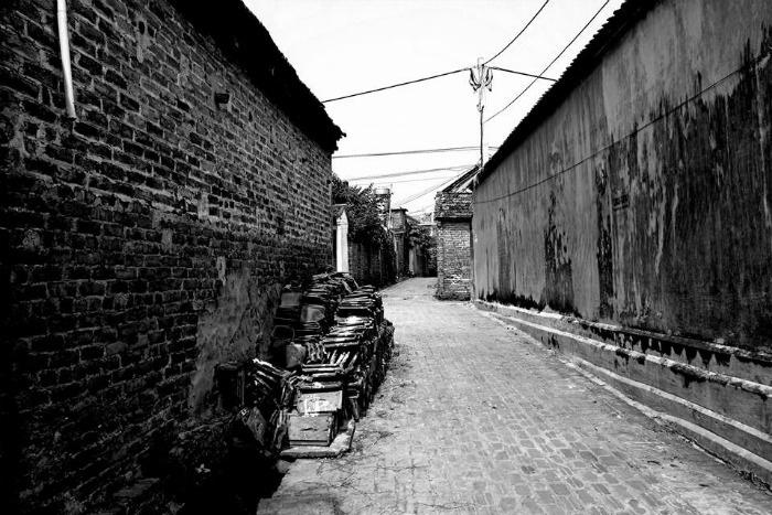 Đường Lâm - Bức tranh xưa cũ