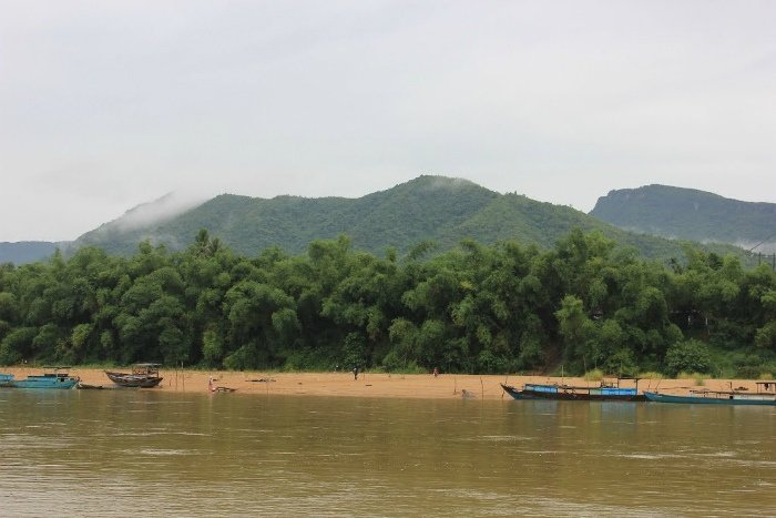 Ngôi làng của những trầm tích văn hóa cổ xưa