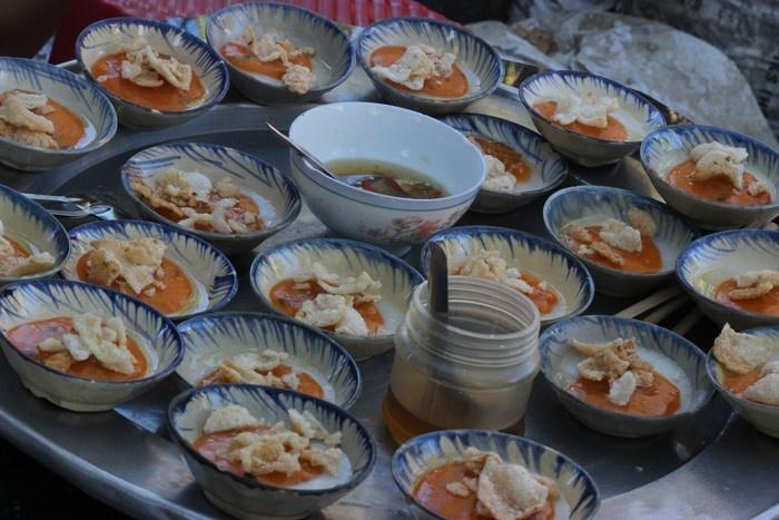 Thưởng thức món đặc sản miền Trung cùng người dân làng Triêm Tây