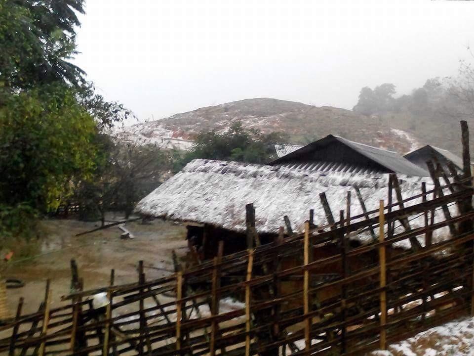 Hiện tượng băng tuyết ở Bá Thước, Thanh Hóa