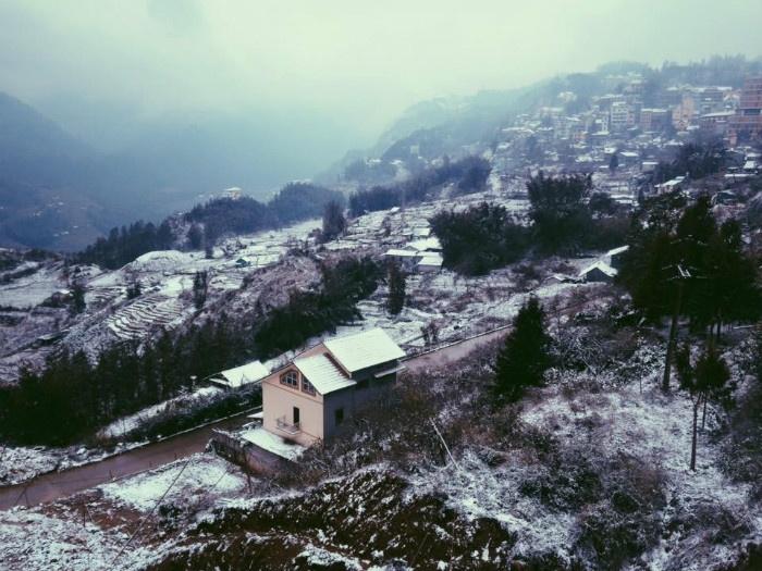 Tuyết Sa Pa