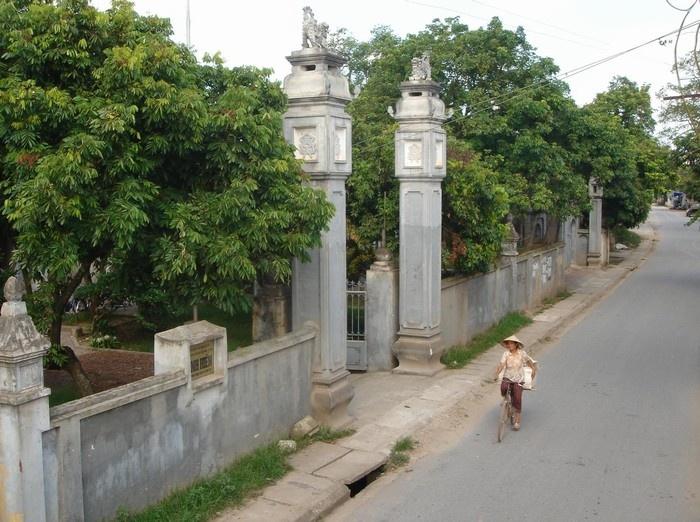 Con đường nhỏ ở Phố Hiến